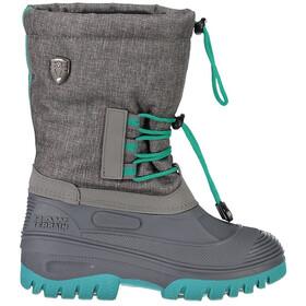 CMP Campagnolo Kids Ahto WP Snow Boots Asphalt Melange